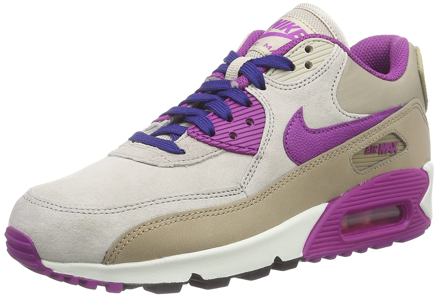 Nike Womens Air Max 90 LTR Trainers 768887 Sneakers Shoes
