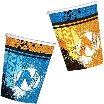 Hasbro Nitro Blaster N-Strike Elite - Vasos de cartón para ...