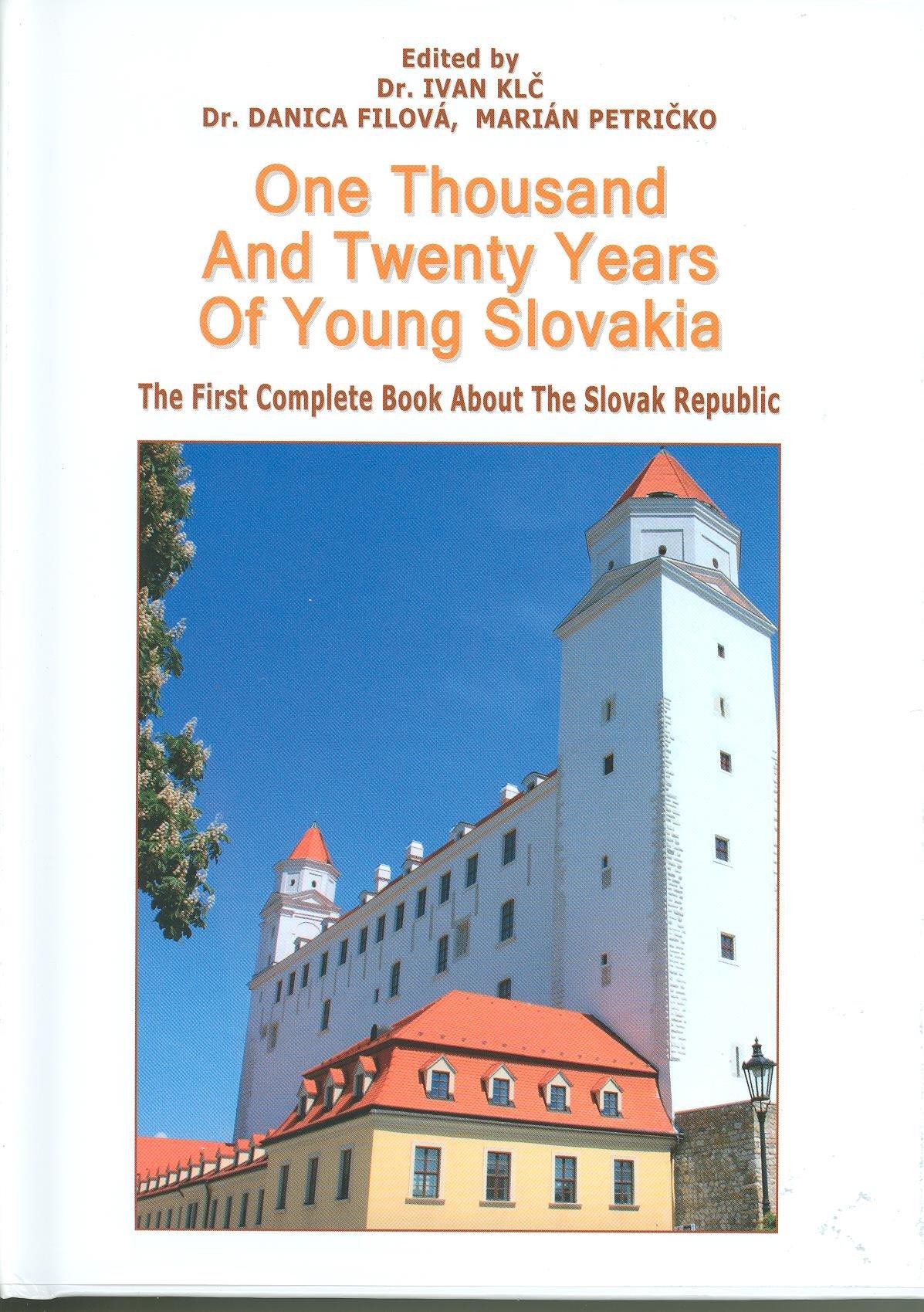 One Thousand And Twenty Years Of Young Slovakia pdf