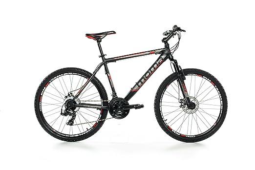 """68 opinioni per Bicicletta Montagna Mountainbike 26"""" BTT SHIMANO, doppio disco e sospensione"""
