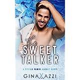 The Sweet Talker: A Surprise Baby Hockey Romance (Boston Hawks Hockey)