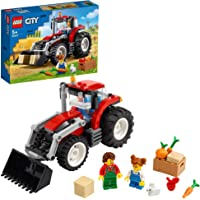 LEGO® City Tractor 60287 Building Kit