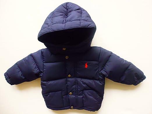 Rabatt bis zu 60% zahlreich in der Vielfalt sehr bequem Ralph Lauren Elmwood Kinder Jungen Daunen Jacke, Blau ...