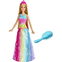 Barbie Princesse Arc-en-Ciel Sons et Lumières, FRB12