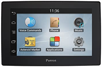 Tablet gps coche