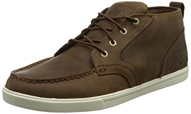 Timberland Sneaker Earthkeepers Fulk LP Chukka Moc Toe Lea 3