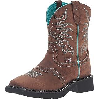 Justin Boots Women's Gypsy� L9624 Chocolate Puma Gypsy 8 B