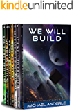 Kurtherian Gambit Boxed Set Two: Books 8-14, We Will Build, It's Hell To Choose, Release The Dogs of War, Sued For Peace…