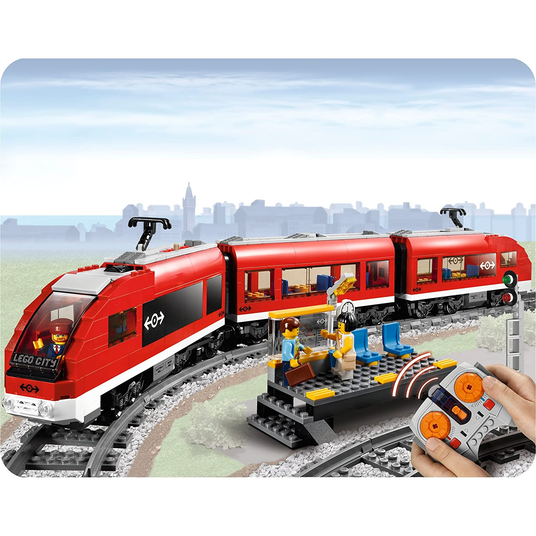 Amazon Lego City Passenger Train 7938 Toys Games