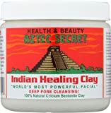 Aztec Secret - Indian Healing Clay - Deep Pore Cleansing Facial & Healing Body Mask - The Original 100% Natural Calcium…