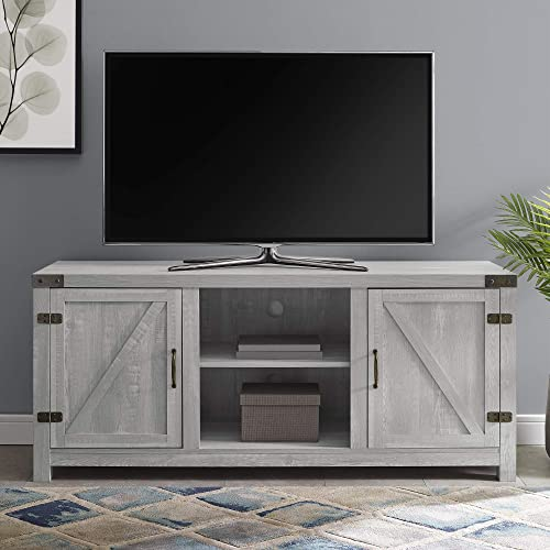 Home Accent Furnishings Tucker 58 Inch TV Stand