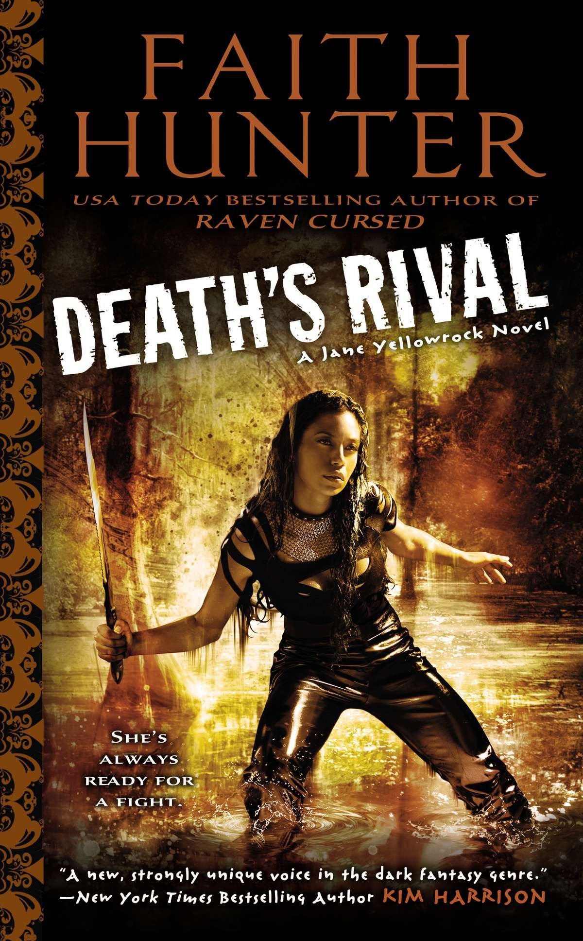 Deaths Rival (Jane Yellowrock Book 5)