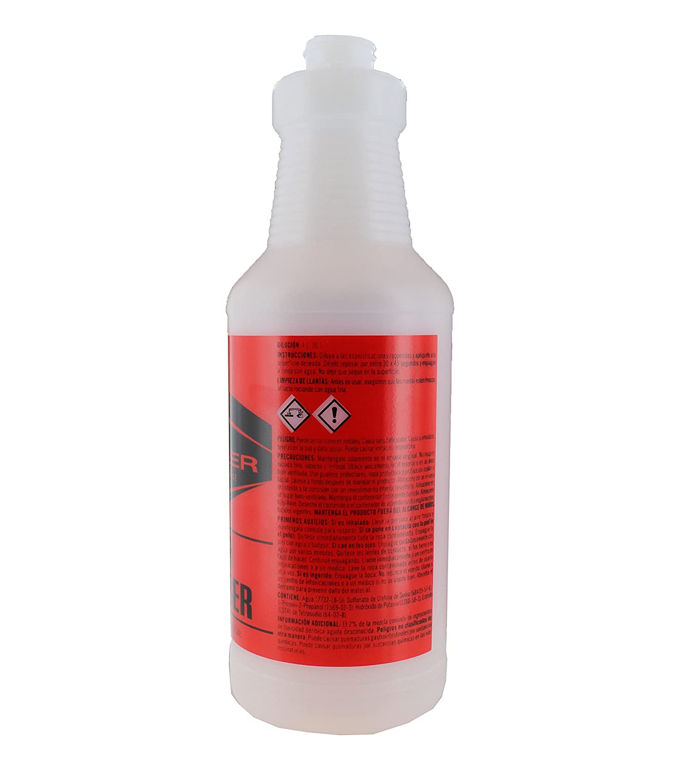 Meguiars D20108 Super Degreaser Bottle - 32 oz. Capacity: Amazon.com: Industrial & Scientific