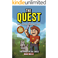The Quest: The Trials of the Circle (Book 14): Herobrine's Secret (An Unofficial Minecraft Diary Book for Kids Ages 9-12 (Preteen) (The Quest: The Untold Story of Steve)