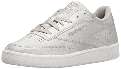 948408d23777cb Reebok Women s Club c 85 syn Fashion Sneaker