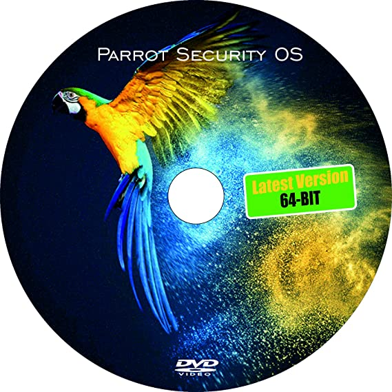 Parrot Security 3.11 32-bit Linux Pentesting OS On DVD 2018  Amazon.in   Software 88067e2e9