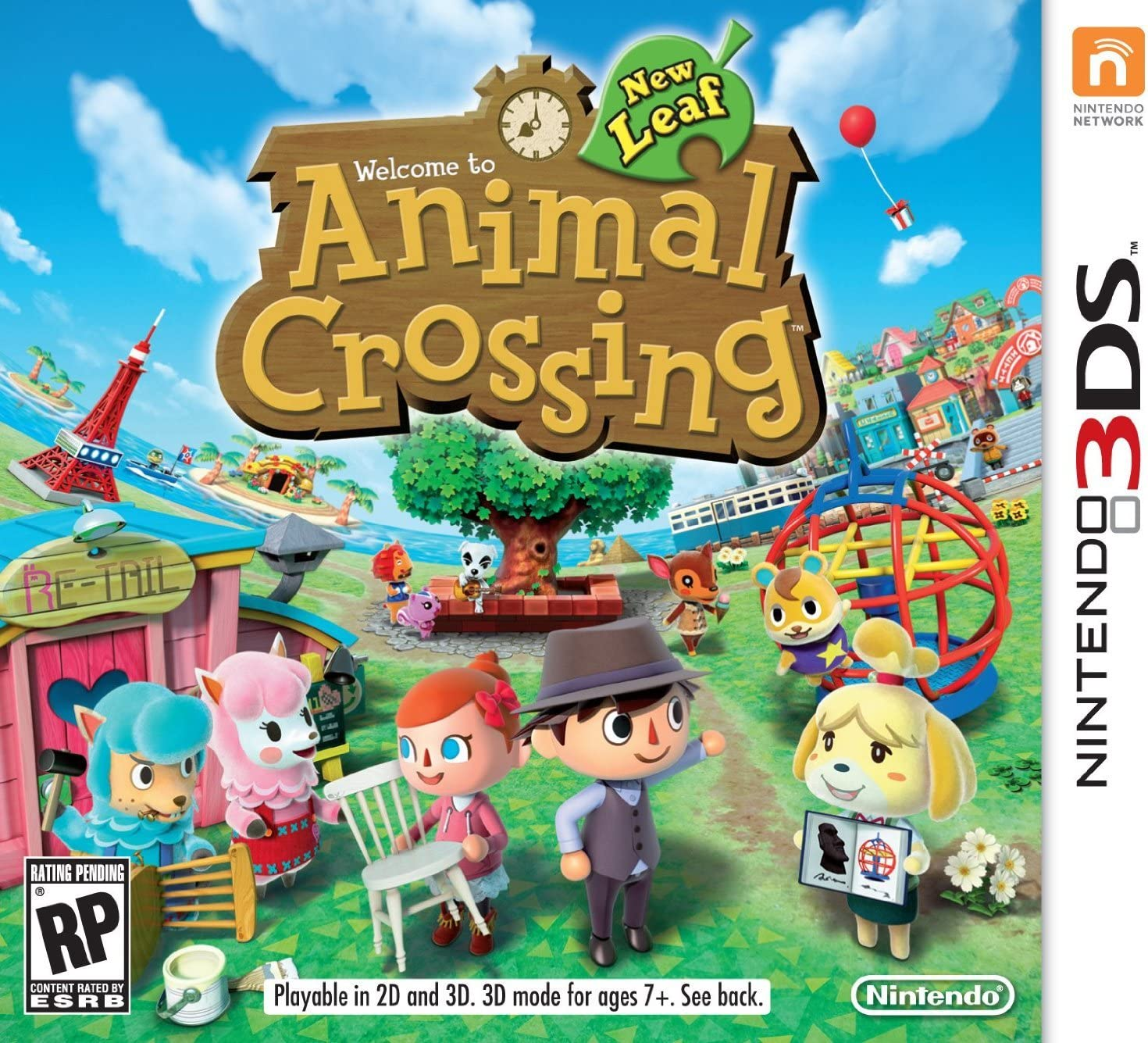 animal crossing wii wbfs