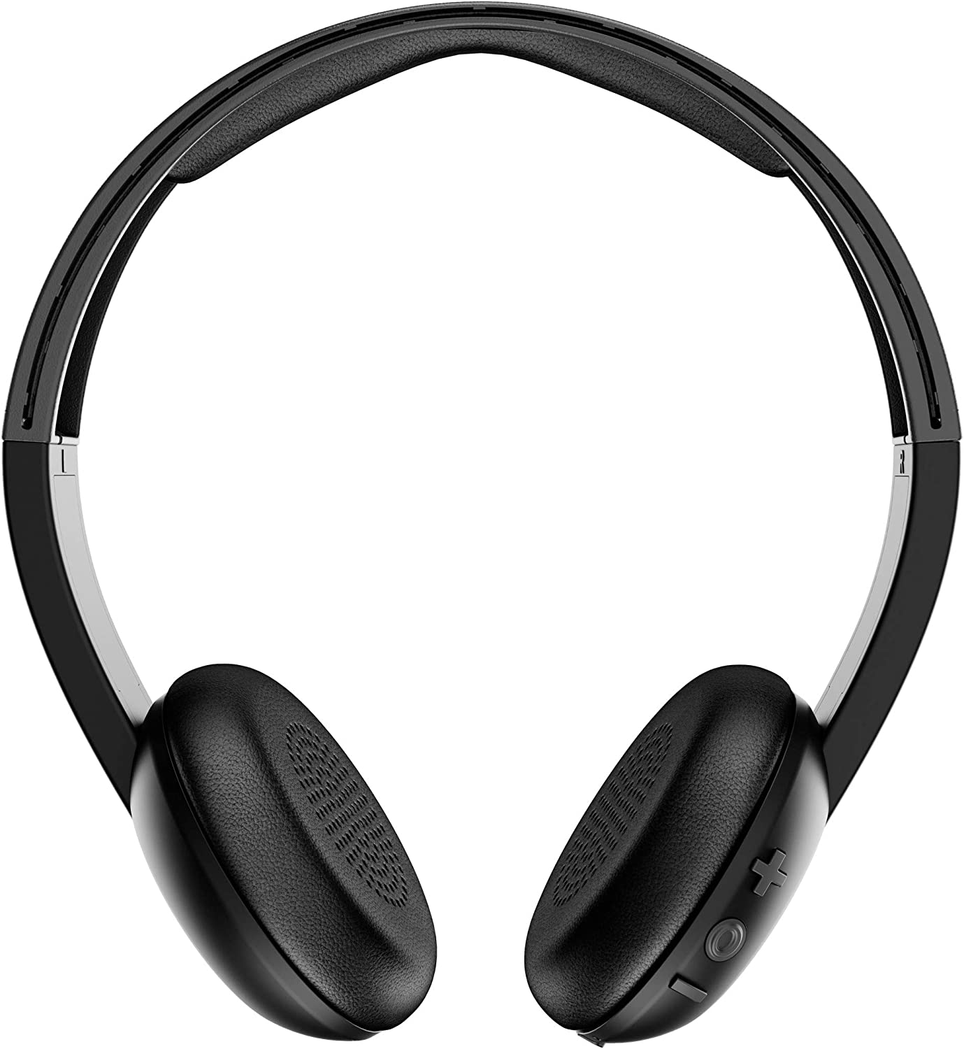Amazon Com Skullcandy Uproar Bluetooth Wireless On Ear Headphones With Built In Mic And Remote Black Home Audio Theater