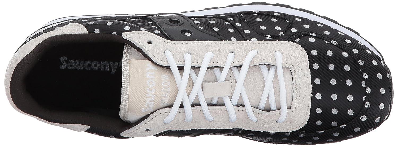 Amazon.com   Saucony Originals Womens Jazz Lowpro Sneaker, Black/White   Fashion Sneakers
