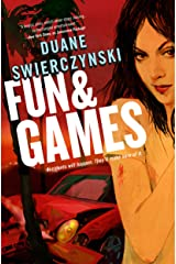 Fun and Games (Charlie Hardie Book 1) Kindle Edition