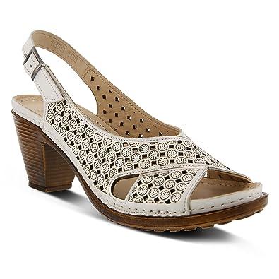 1419c080a1d0 Spring Step Women s Marika Sandals White