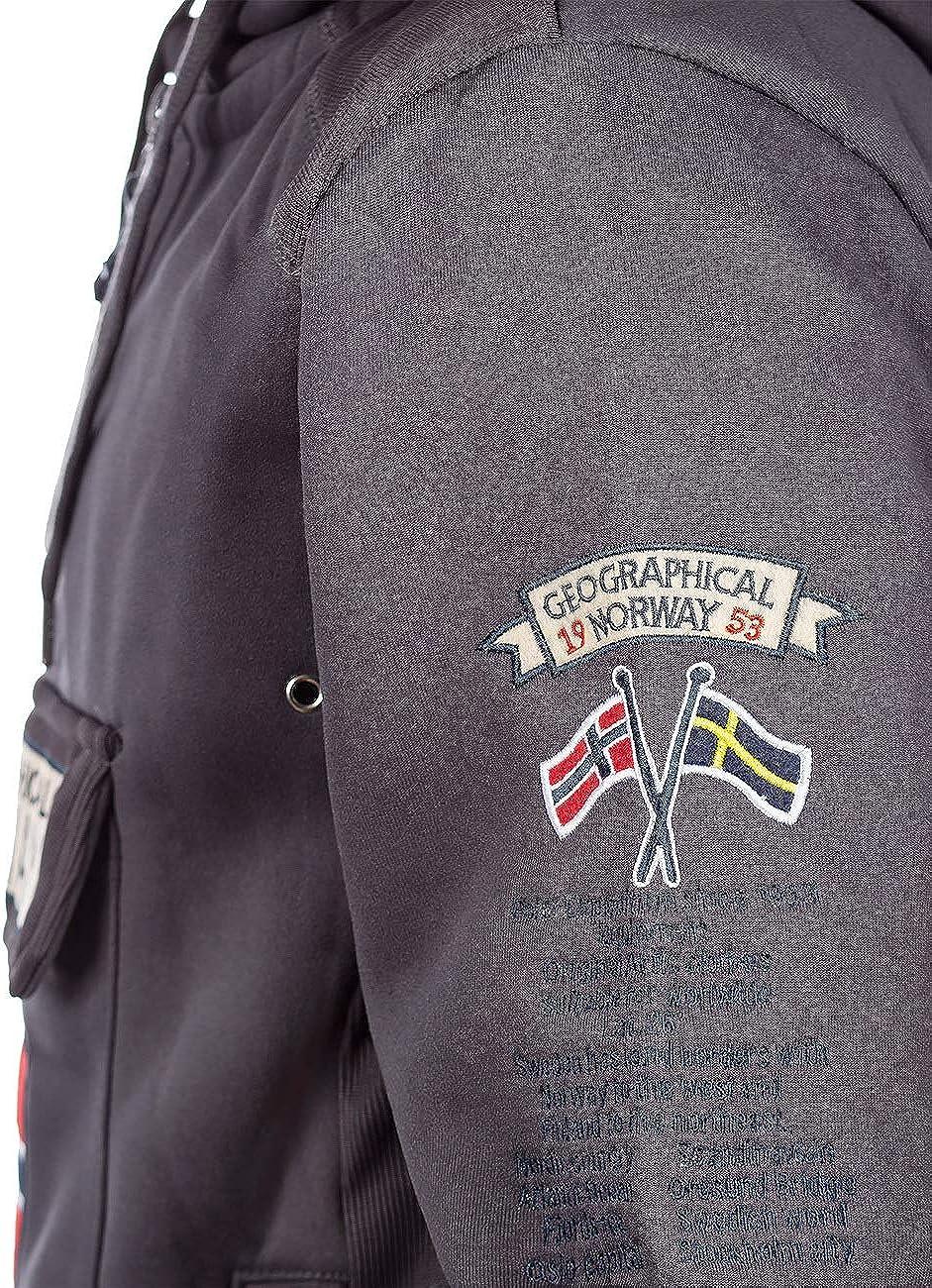 Geographical Norway Herren Kapuzen Hoodie Pullover