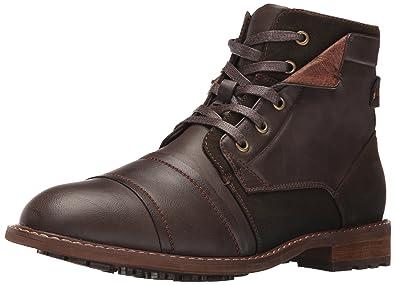 Steve Madden Men's Sigmund Winter Boot, Brown, ...