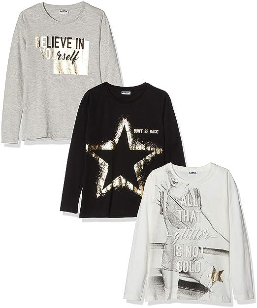 super popular 036d9 a5680 Mek, T-Shirt Bambina: Amazon.it: Abbigliamento