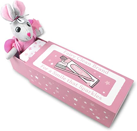 Pearl The Tooth Fairy Mouse Playset