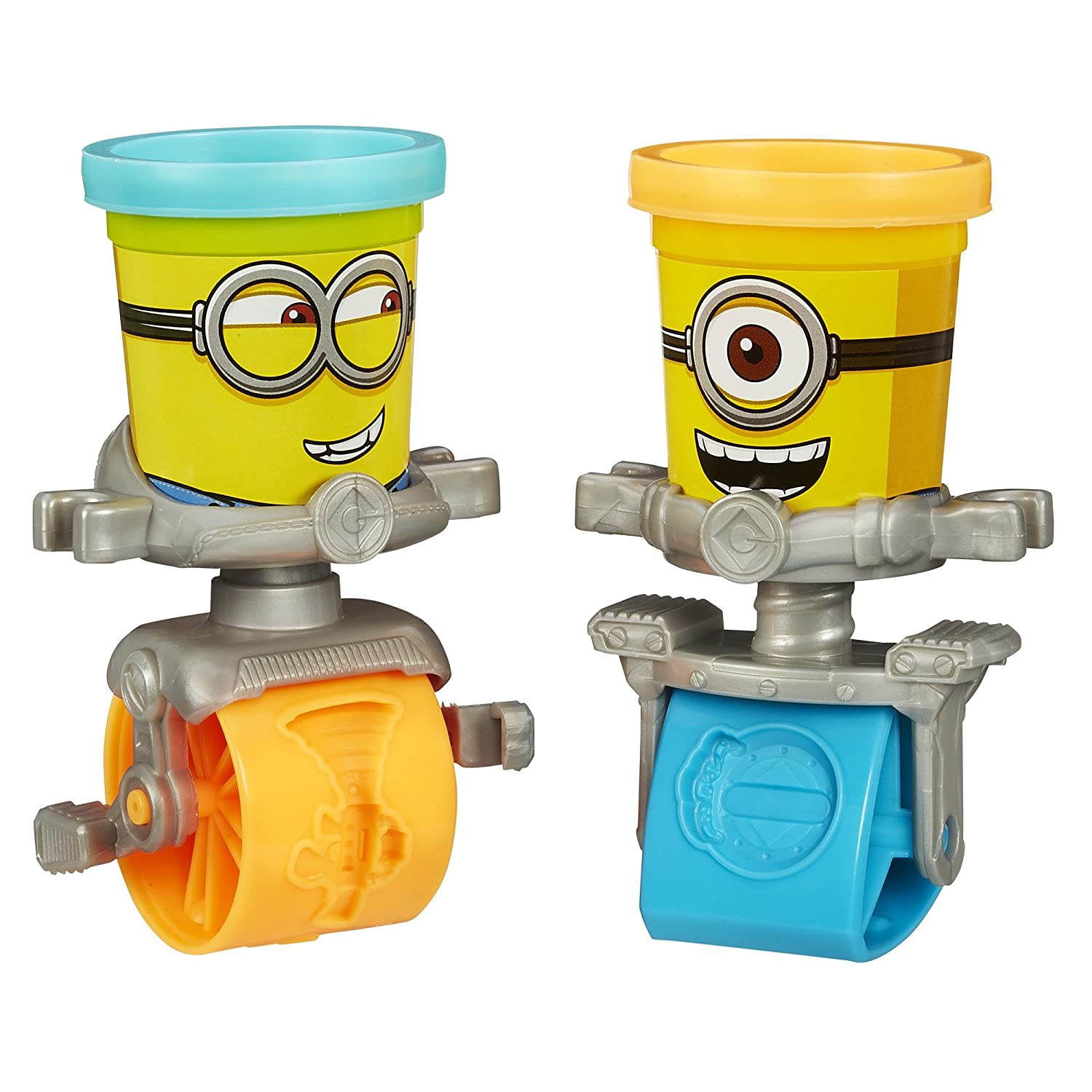 Play-Doh Featuring Despicable Me Minions Stamp and Roll Set B0788