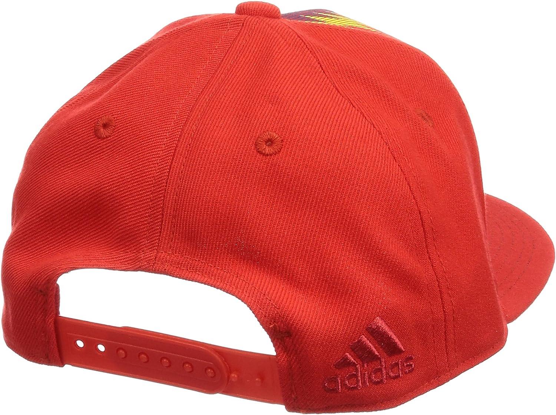 adidas CF4972 Gorra, Unisex niños, Rojo (Rojo/dorfue), Talla única ...