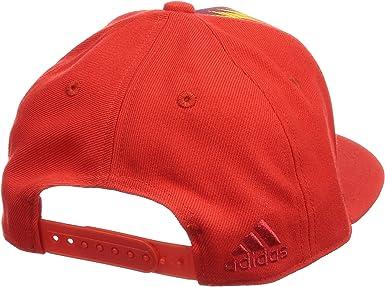 adidas CF4972 Gorra, Unisex Adulto, Rojo (Rojo/Dorfue), Talla ...