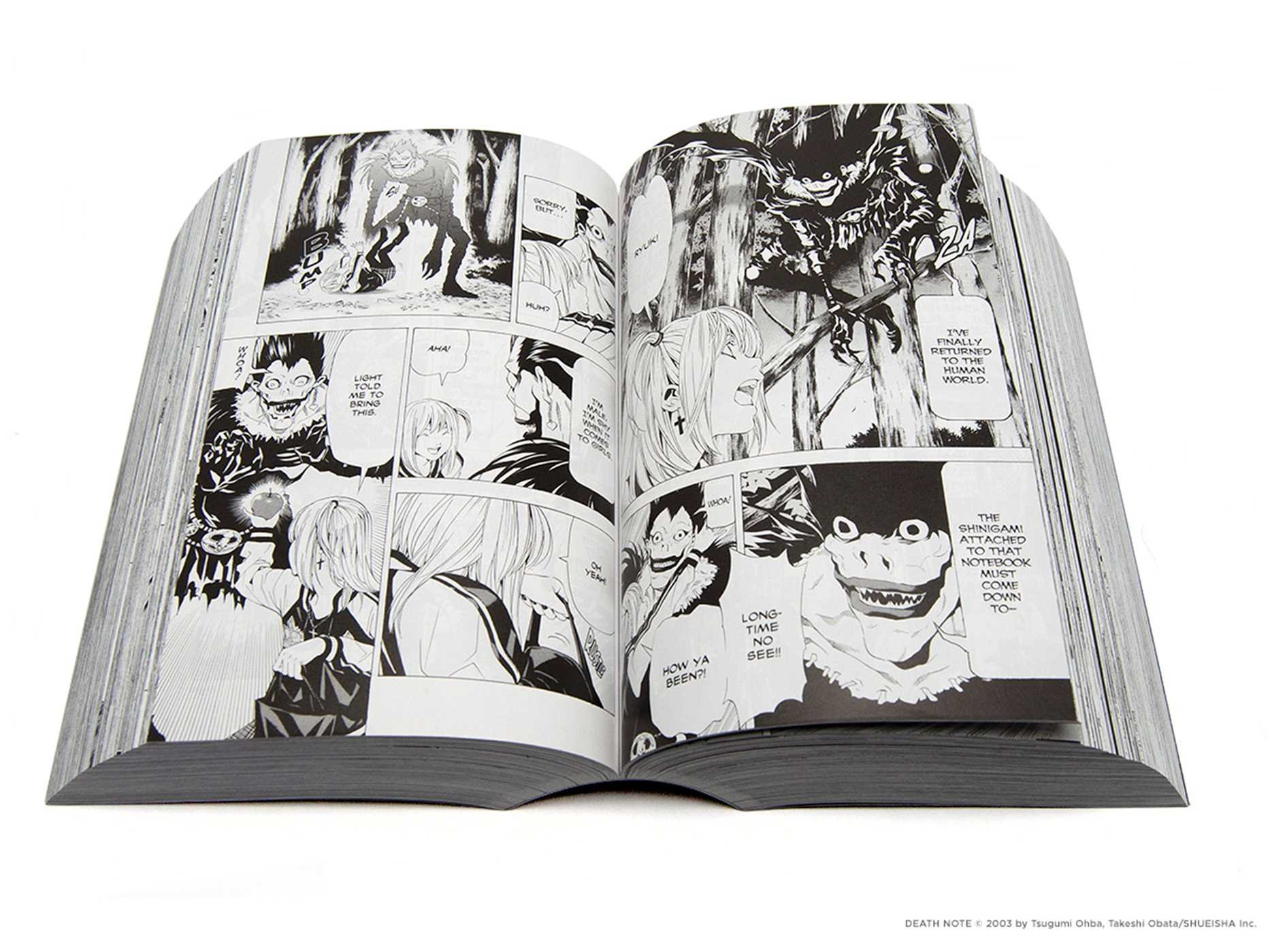 Death Note All In One Edition Tsugumi Ohba Takeshi Obata