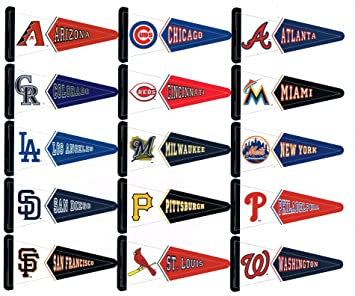 30 Mlb Standings Board Magnets No Board For The Official Mlb