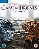Game of Thrones - Season 1-7 [Blu-ray] [2017] [Region Free]