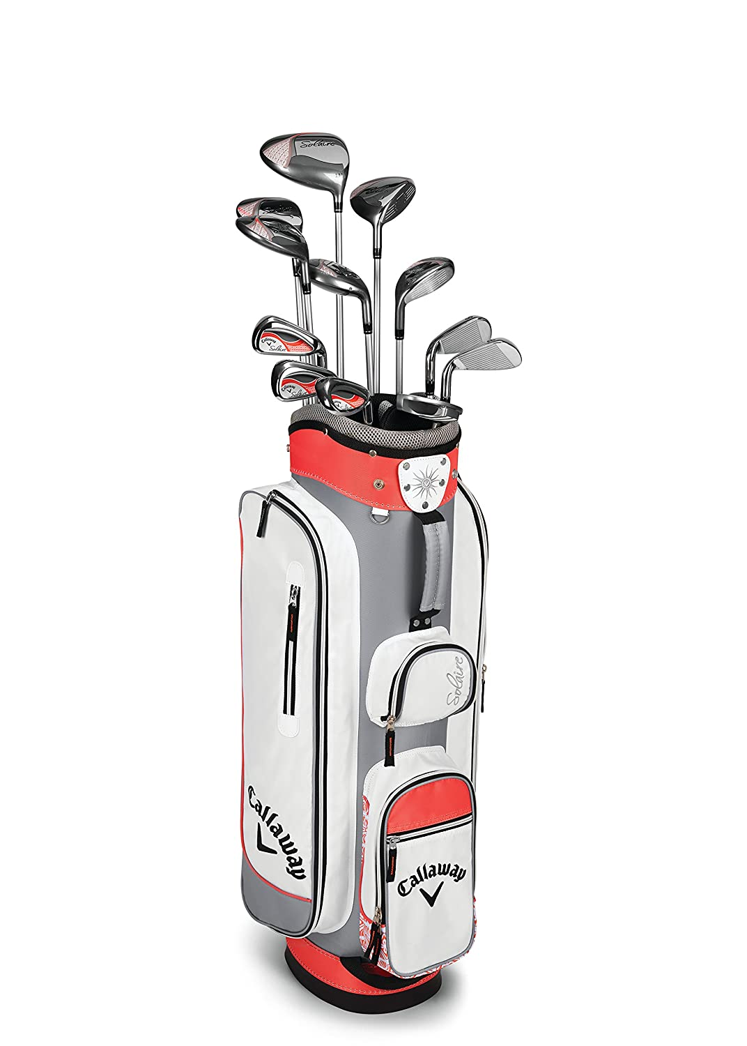 a064a2bf17 Callaway 2016 Women s Solaire Complete Golf Set