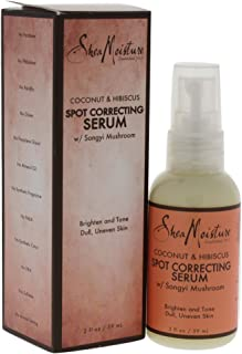 product image for SheaMoisture Coconut & Hibiscus Spot Correct Serum, 2 Ounce
