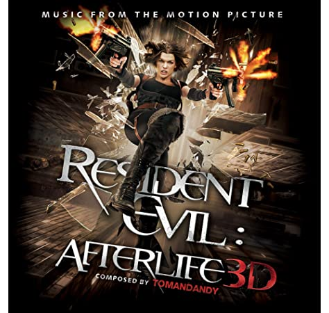 Resident Evil Afterlife By Tomandandy On Amazon Music Amazon Com