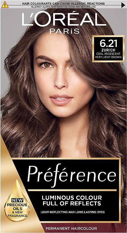 LOreal Paris Preference - Tinte para pelo