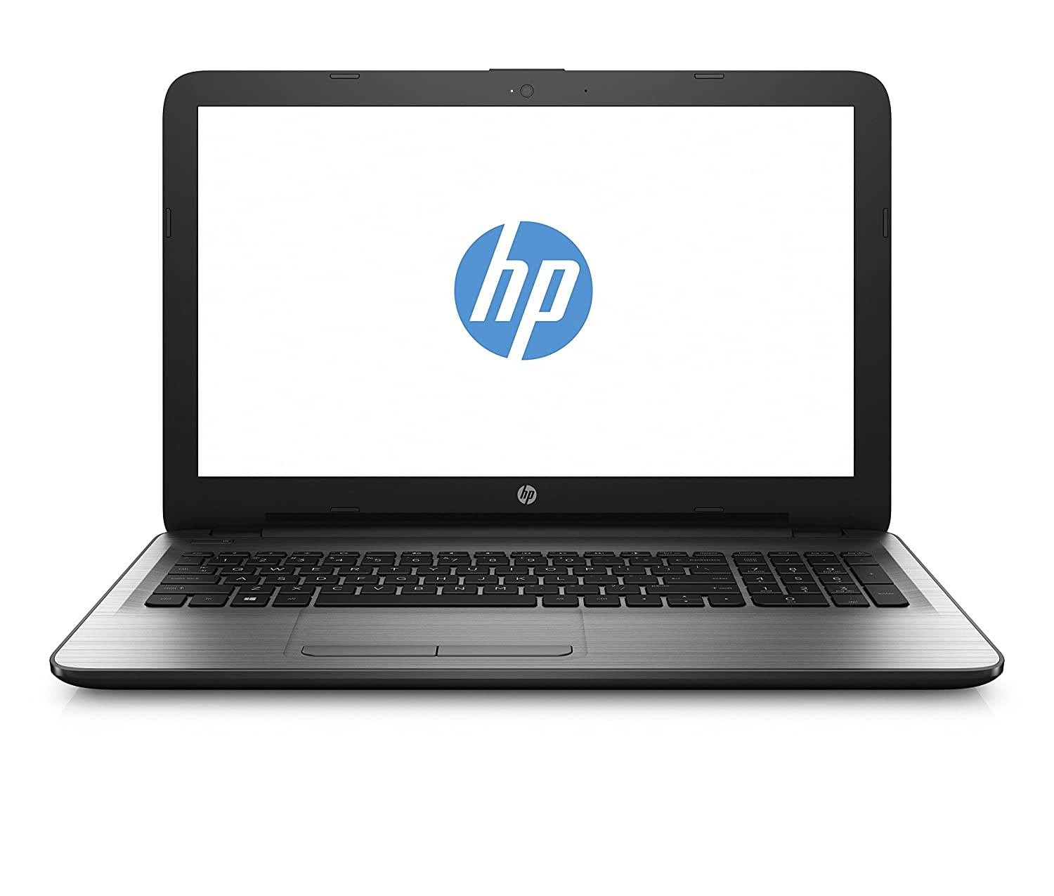 HP 15-be016TU 15.6-inch Laptop (6th Gen Core i3-6006U/4GB/1TB/FreeDOS 2.0/Integrated Graphics), Turbo Silver
