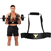 Protoner Arm Blaster for Biceps Best Muscle Bicep Blaster for Bicep and Tricep Workout Ideal Biceps Isolator & Heavy Duty Elite Muscle Arm Blaster for Bodybuilders & Weightlifters