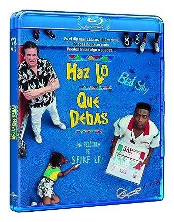 Do The Right Thing Haz Lo Que Debas Non Usa Format Movies Tv