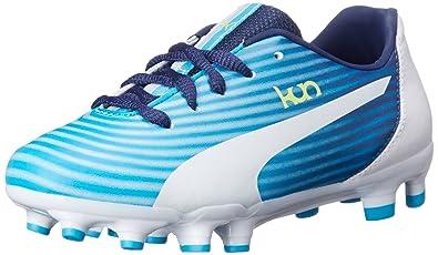 36b57bb978f Amazon.com  PUMA Kun 16 Firm Ground JR Soccer Shoe (Infant Toddler ...