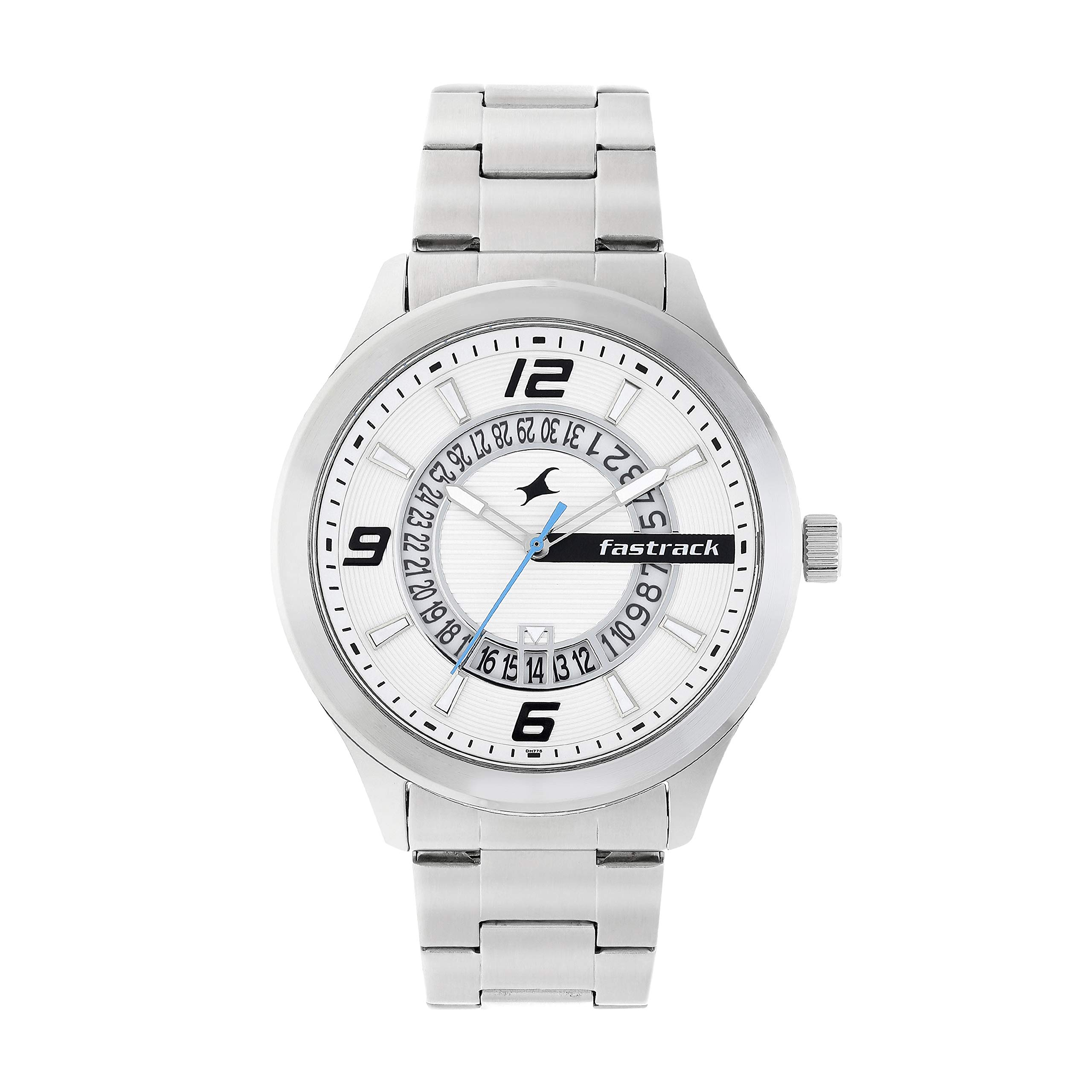 Fastrack Analog White Dial Men's Watch-38050SM01 (B07MDVVG17) Amazon Price History, Amazon Price Tracker
