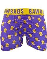 Bawbags Royal Boxer Shorts - Size 2XS-2XL