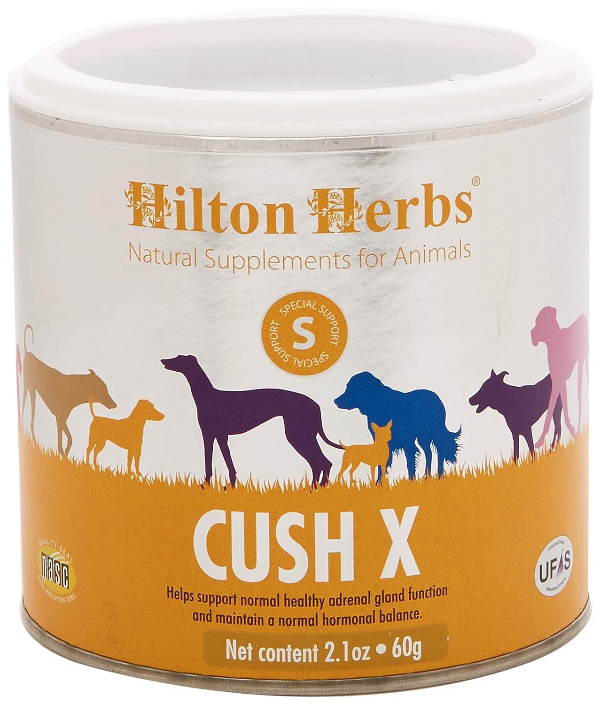 Hilton Herbs Cush X Complément Alimentaire pour Chien Boîte de 125g 91002