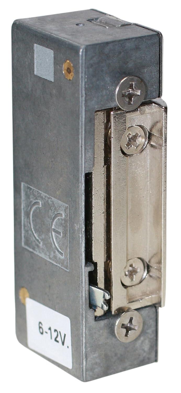 Basi Elektro Tü rö ffner Symmetrisch mit mechanischer Entriegelung ET 90