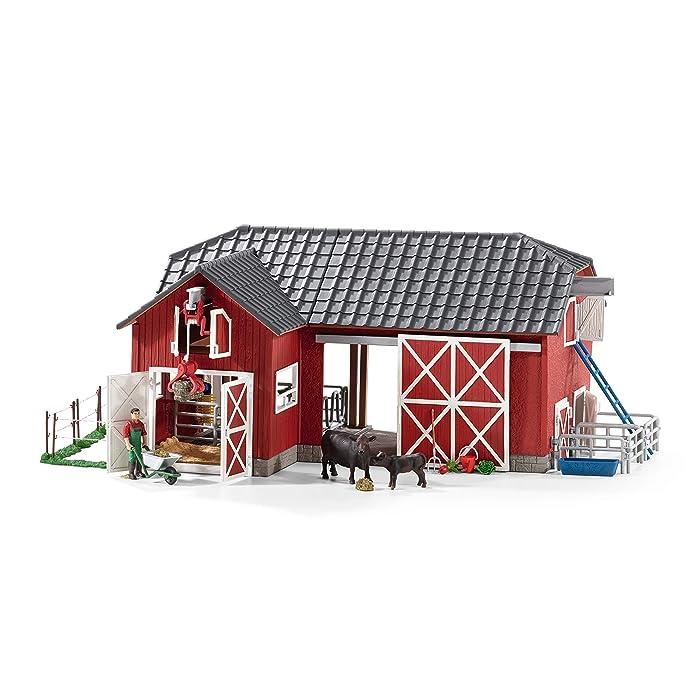 The Best Schleich Nature Farm Set