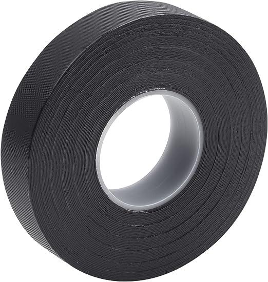 66 Meter Schwarz 1 x Isolierband Elektro Selbstverschweissend 18 mm breit
