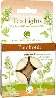 product image for Way Out Wax, Tealight Patchouli Box, 4 Count